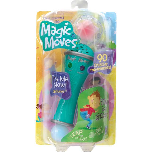 Magic Moves™ Light-Up Announcer Wand