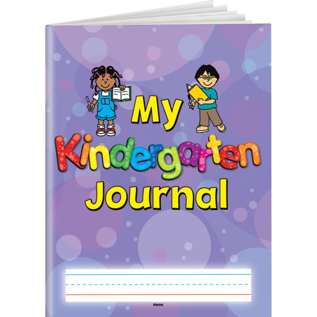 Softcover Draw and Write My Kindergarten Journals - 12 Pack