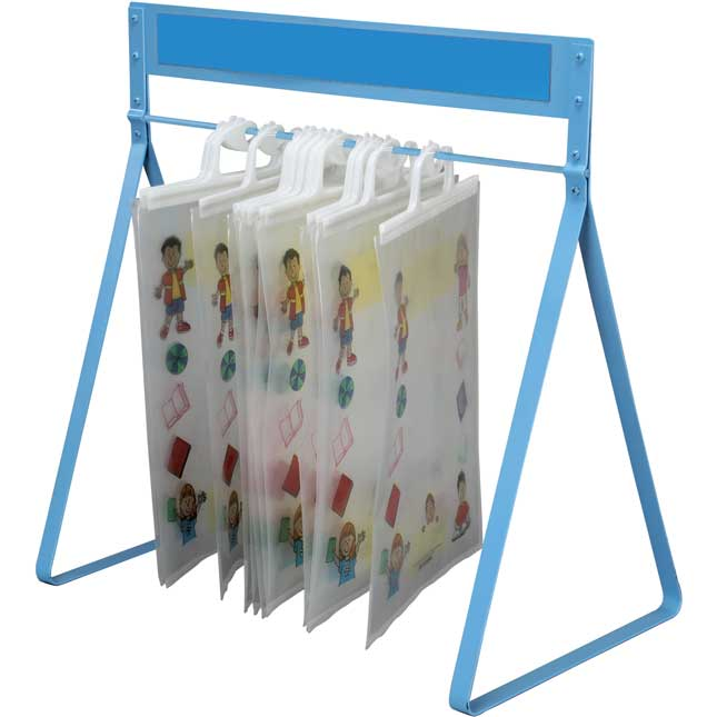Store More Hang-Up Totes And Sturdy Rack™