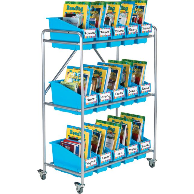 Really Good Student Bins Organizing Rack - 1 rack