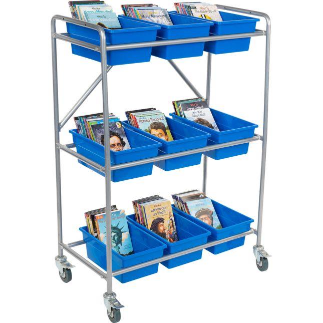 Really Good Student Bins Organizing Rack