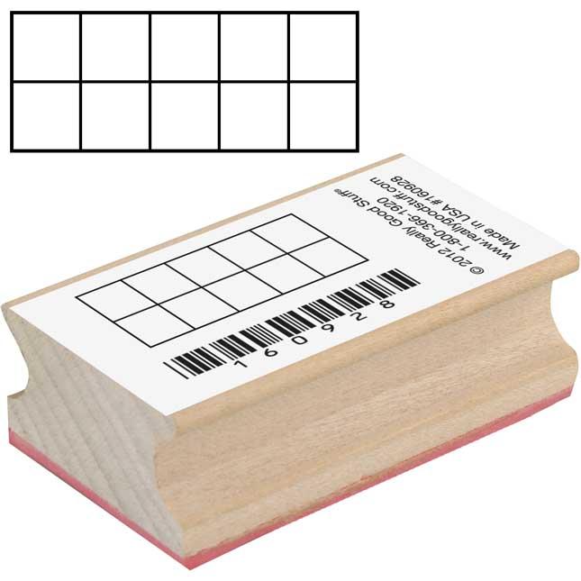 Ten-Frame Stamp