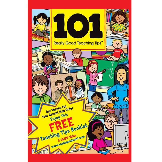 101 Really Good Teaching Tips Booklet