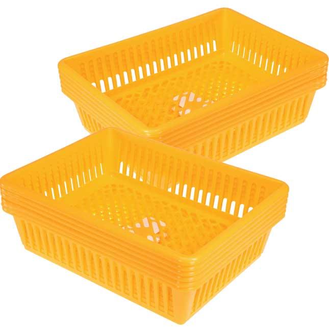 Oversized Paper And Folder Baskets - 12 Pack