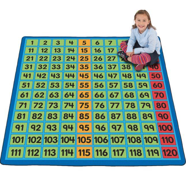 120-Grid Rug