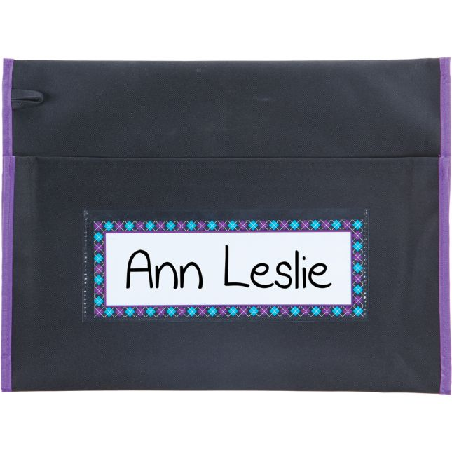 Student Book Collection Chair Pockets™ - 6 chair pockets