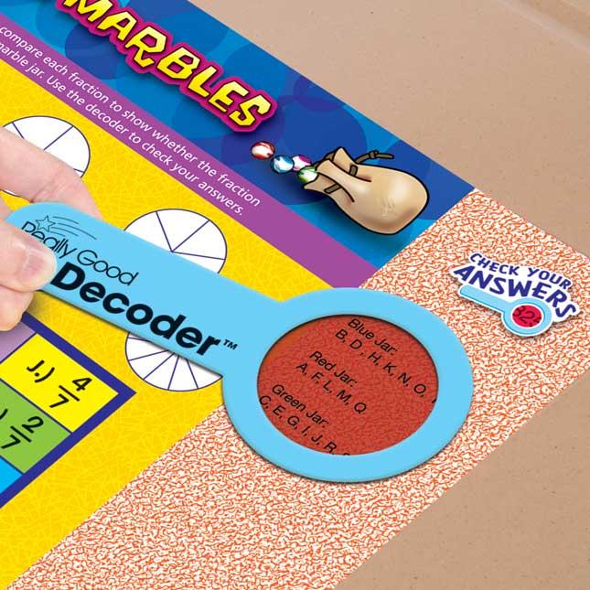 Skill Stretchers With Decoders™ Kit: Grade 3 Math - Set 1