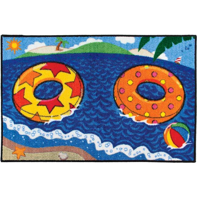 Really Good Buddy Rugs™ - Beach - 1 rug