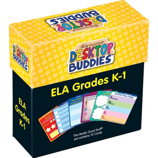 Desktop Buddies™ - ELA Grades K-1
