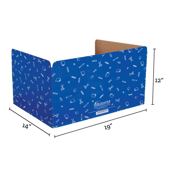 Standard Privacy Shields - Set of 12 - Matte