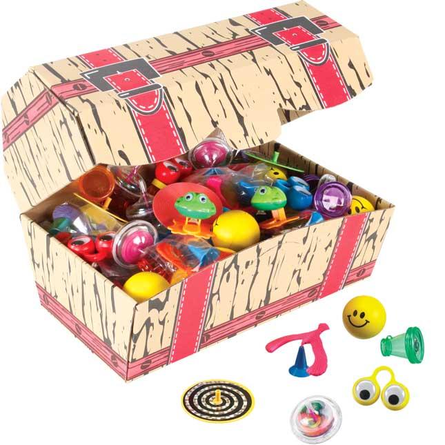 Early Childhood Treasure Kit Set Of 6