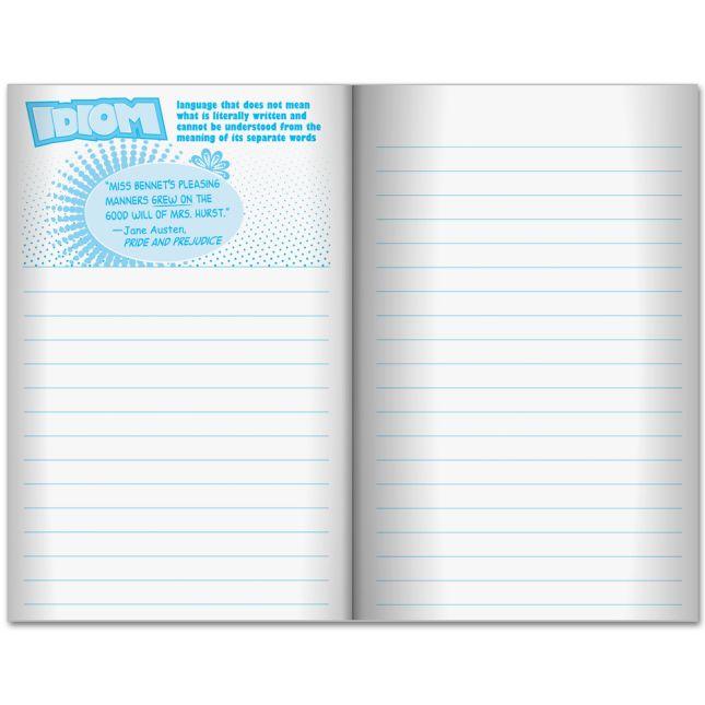 Figurative Language Journals - 12 journals