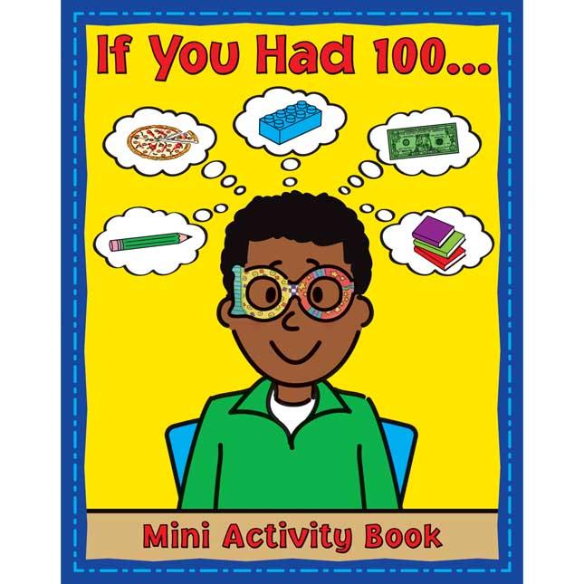 If You Had 100... Mini Activity Books