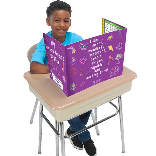 Work Office for Second Grade - Math & ELA