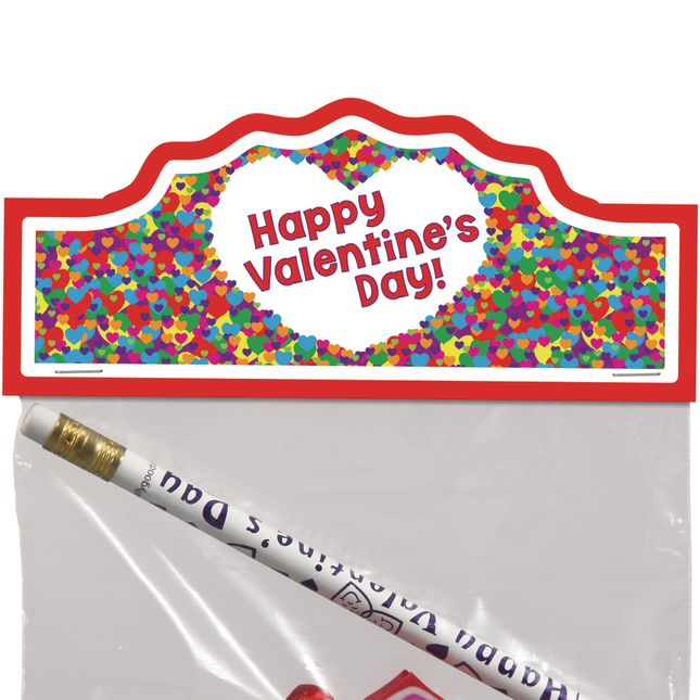 Really Good Bag Toppers™ - Valentine's Day - 32 toppers