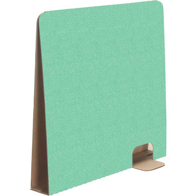 Privacy Shield Dividers - Set of 12 - Green