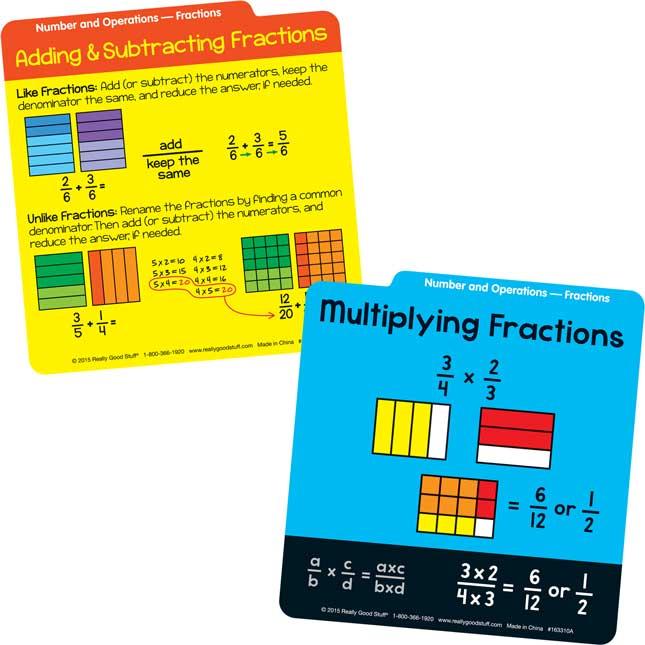 Desktop Buddies™ With Sleeves - Math Grade 5