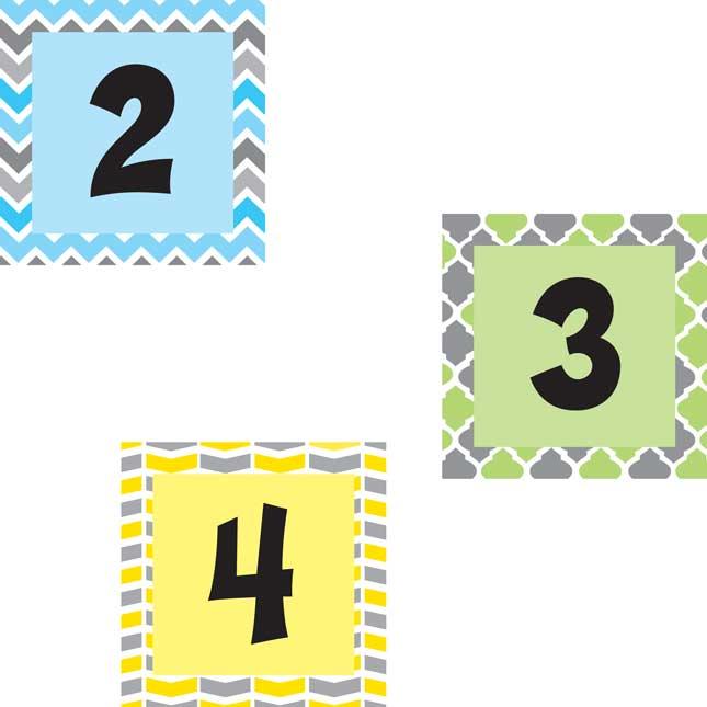 Classroom Management Mini-Flip-Chart Indicators