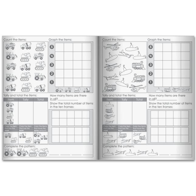 Skills Practice Math Journals