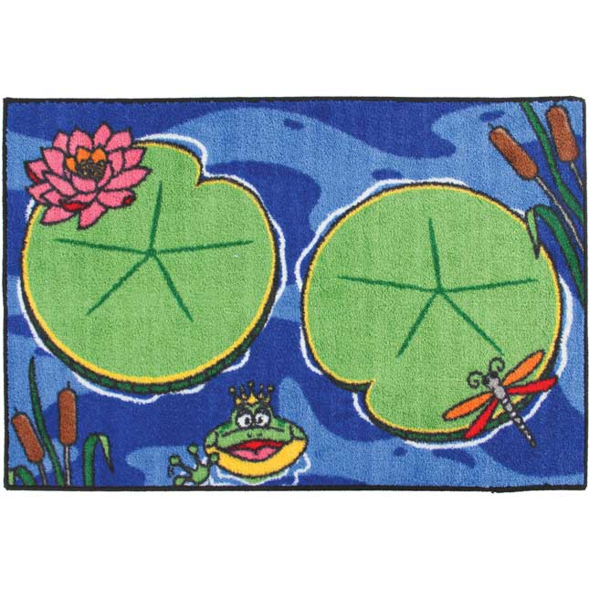 Really Good Buddy Rugs™  and #45 Set Of Castle, Beach, Pond, And Stadium