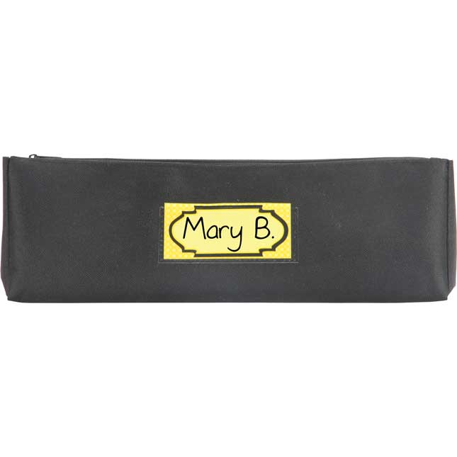 Extra-Long School-Tools Standing Pouch