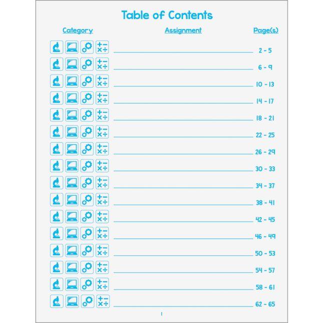 STEM Journals - Grades 2-3