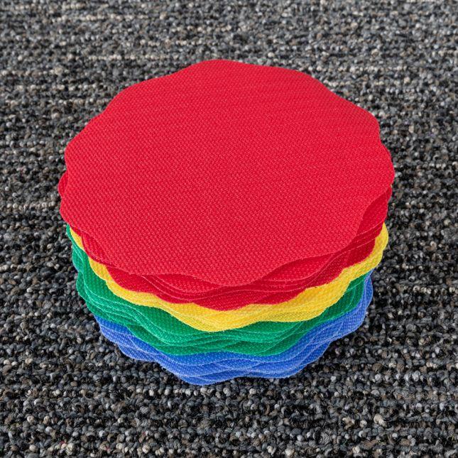 Carpet Mark-Its™ - 4 Colors