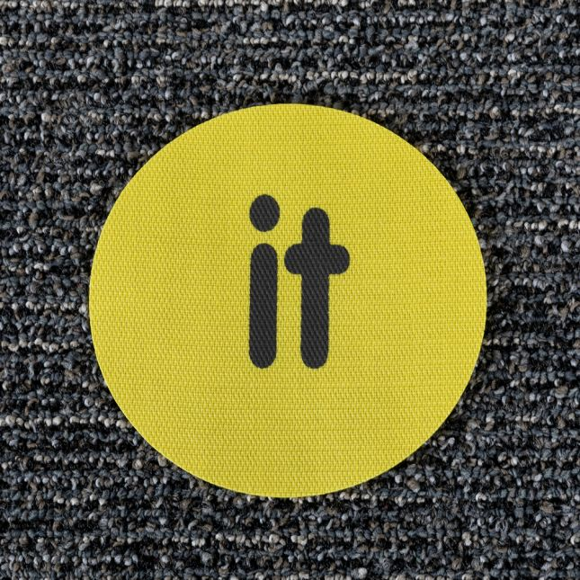 Carpet Mark-Its™ - Beginning Sight Words