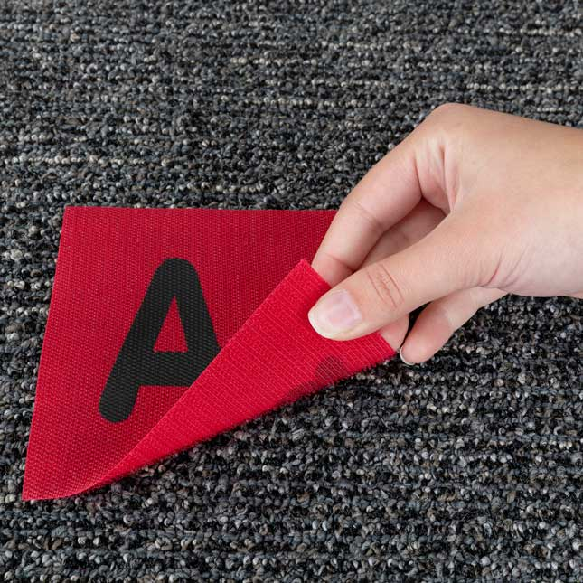 Carpet Mark-Its™ - Alphabet