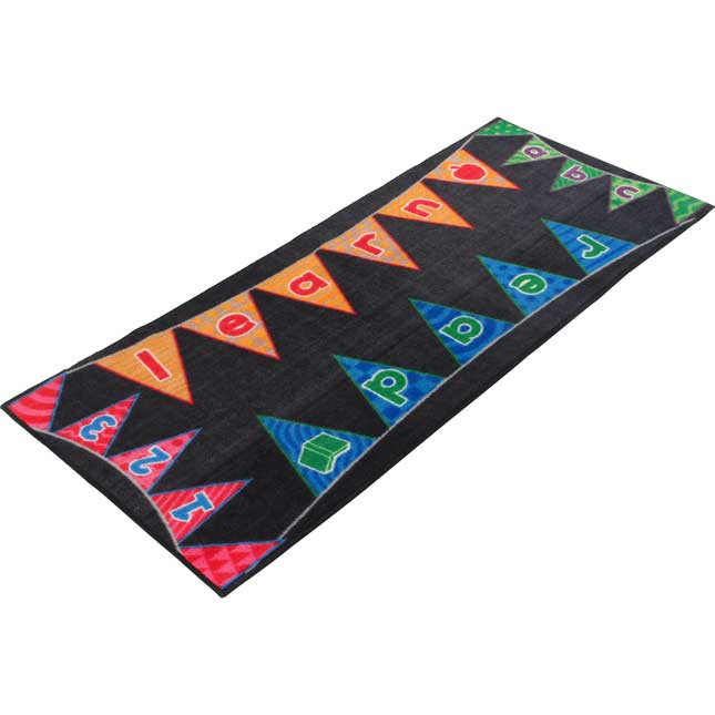 Colorful Classroom Runner Rug™ - 1 rug