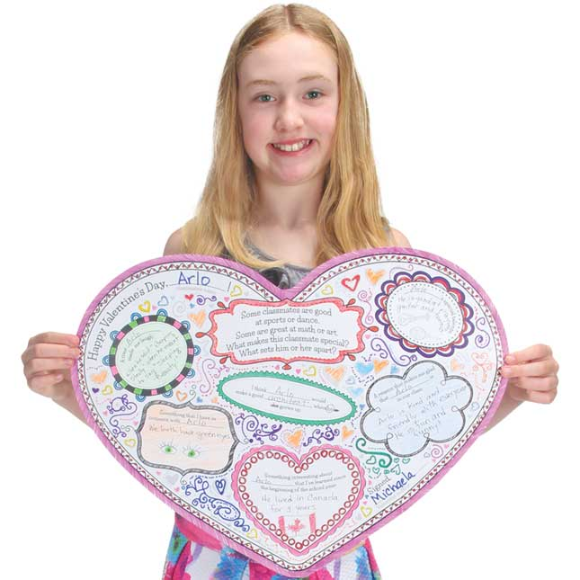 Ready-To-Decorate® Classmate Valentines
