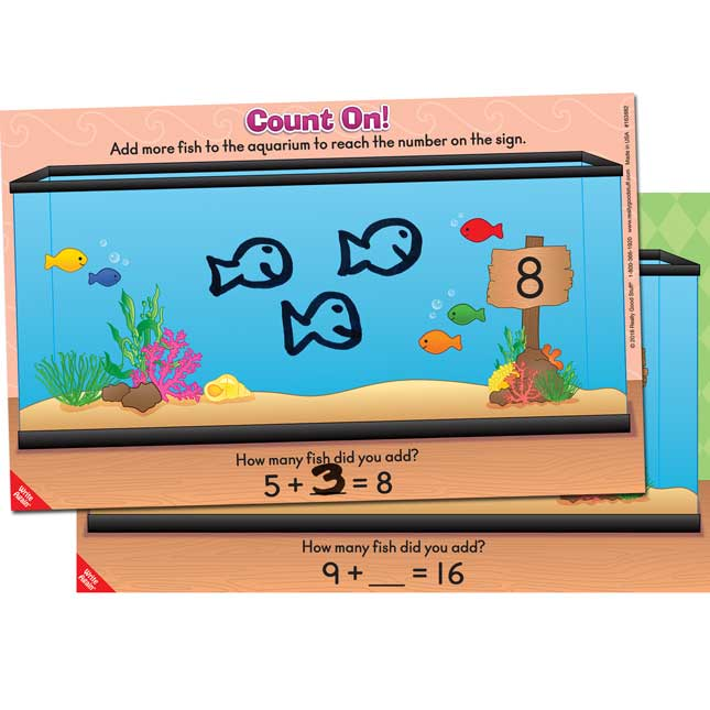 Count On Math Mats