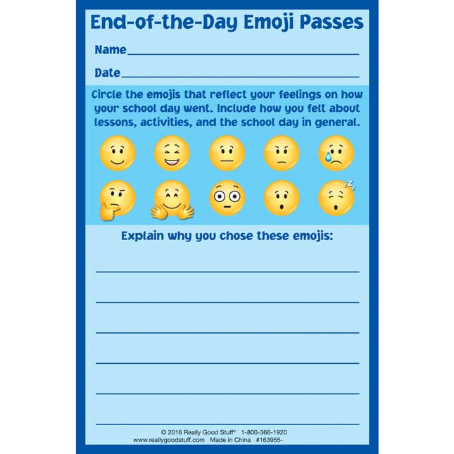 End-Of-The-Day Emoji Passes