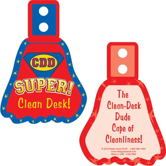 Clean-Desk Dude Kit