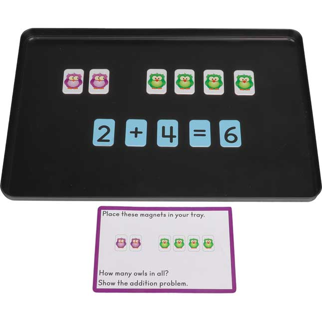 Numbers To 20 Magnets And Task Cards Kit