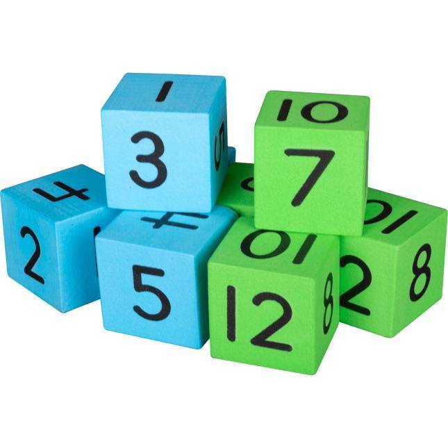 Carnival Coordinates Dice Game - 1 game