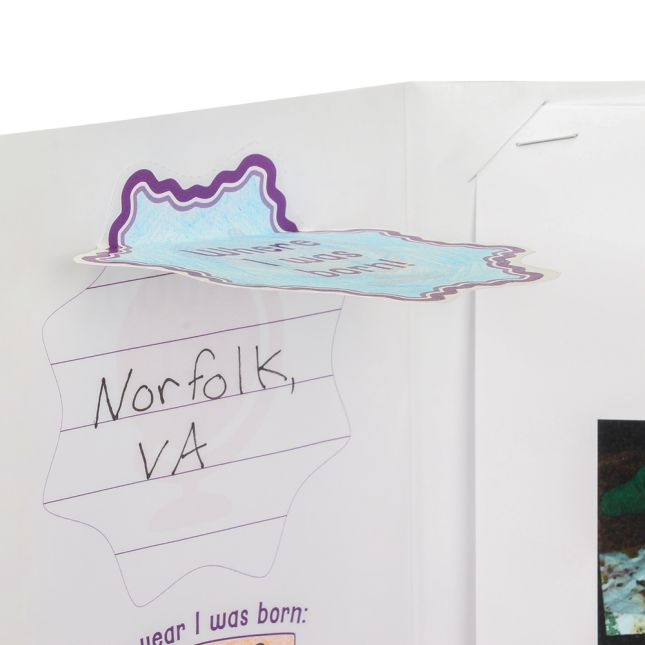 Ready-To-Decorate® Lapbooks - Autobiographies