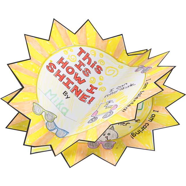 Ready-To-Decorate® 3-D This Is How We Shine Bulletin Board Kit Refill