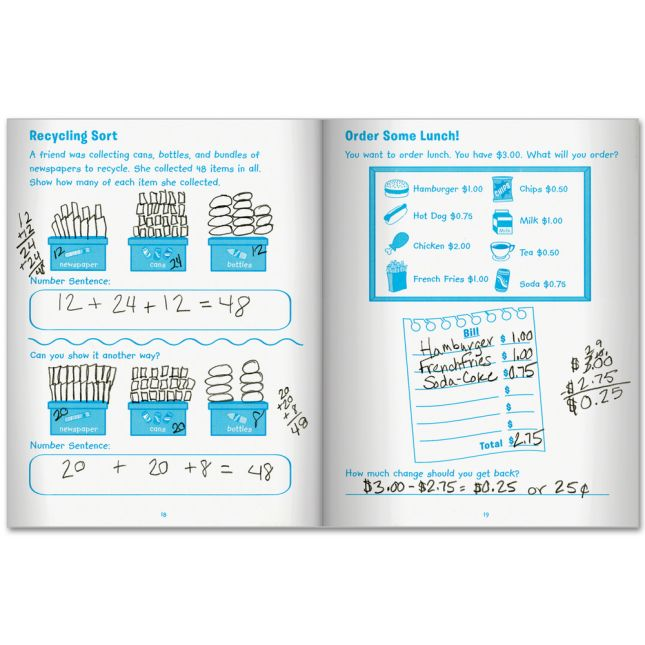 Summer Learning Kit - 2nd Grade (Entering Grade 3)