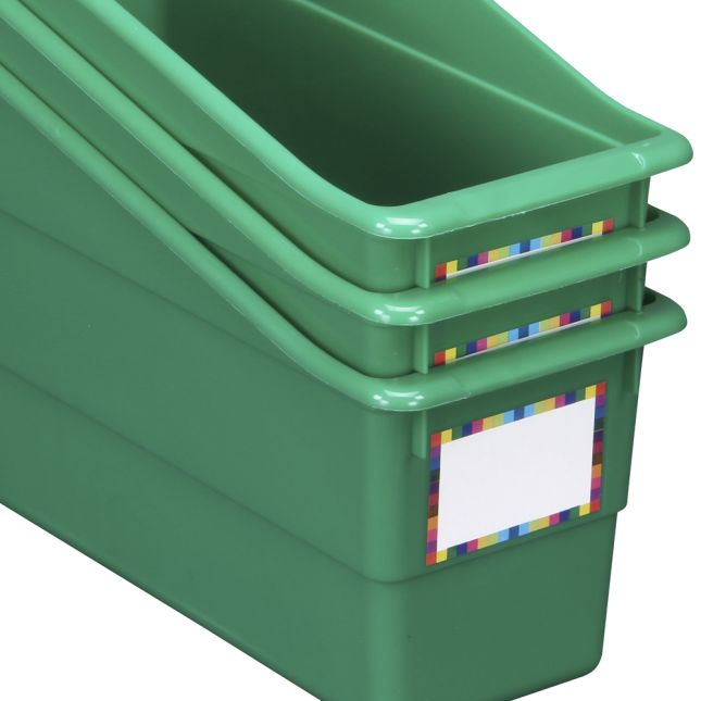 Durable Book And Binder Holders - Riverside 12-Pack
