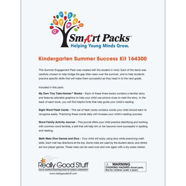 Summer Learning Kit - 3rd Grade (Entering Grade 4)