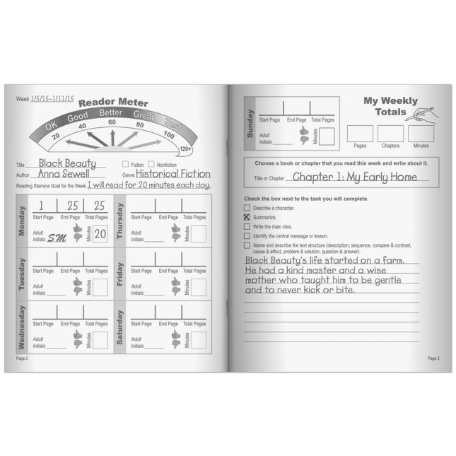 Summer Learning Kit - 3rd Grade (Entering Grade 4)