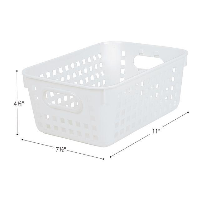 Neon Pop 6-Pack Medium Book Baskets_1