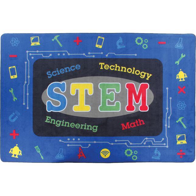 STEM Rug