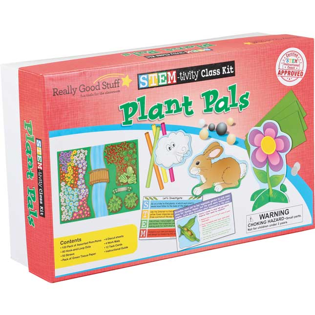 STEM-tivity™ Class Kit - Plant Pals - 1 multi-item kit