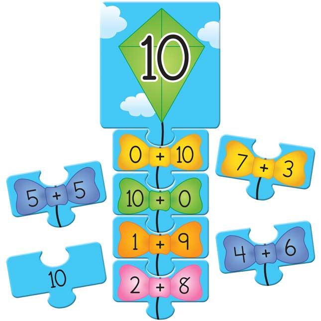 Kindependence Math Activities Kit 1
