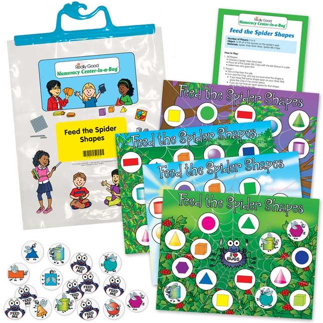 Kindependence Math Activities Kit 4