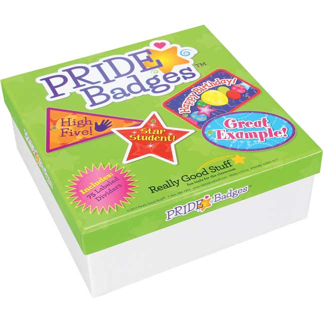 Pride Badges™ Storage Box