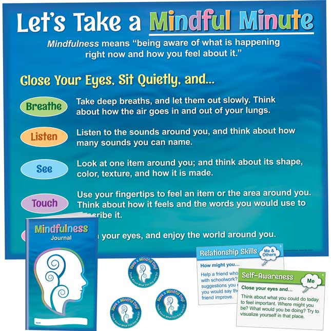 Mindfulness Kit - 1 multi-item kit
