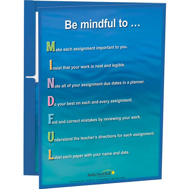 Mindful Work Folders